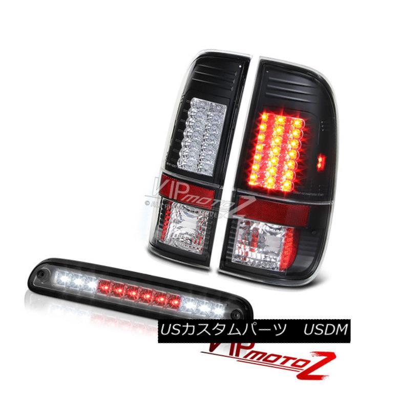 テールライト 99-04 F350 Harley Davidson Signal Taillight+Projector High Stop LED Smoke Brake 99-04 F350ハーレーダビッドソン信号灯台+プロジェクター ectorハイストップLEDスモークブレーキ