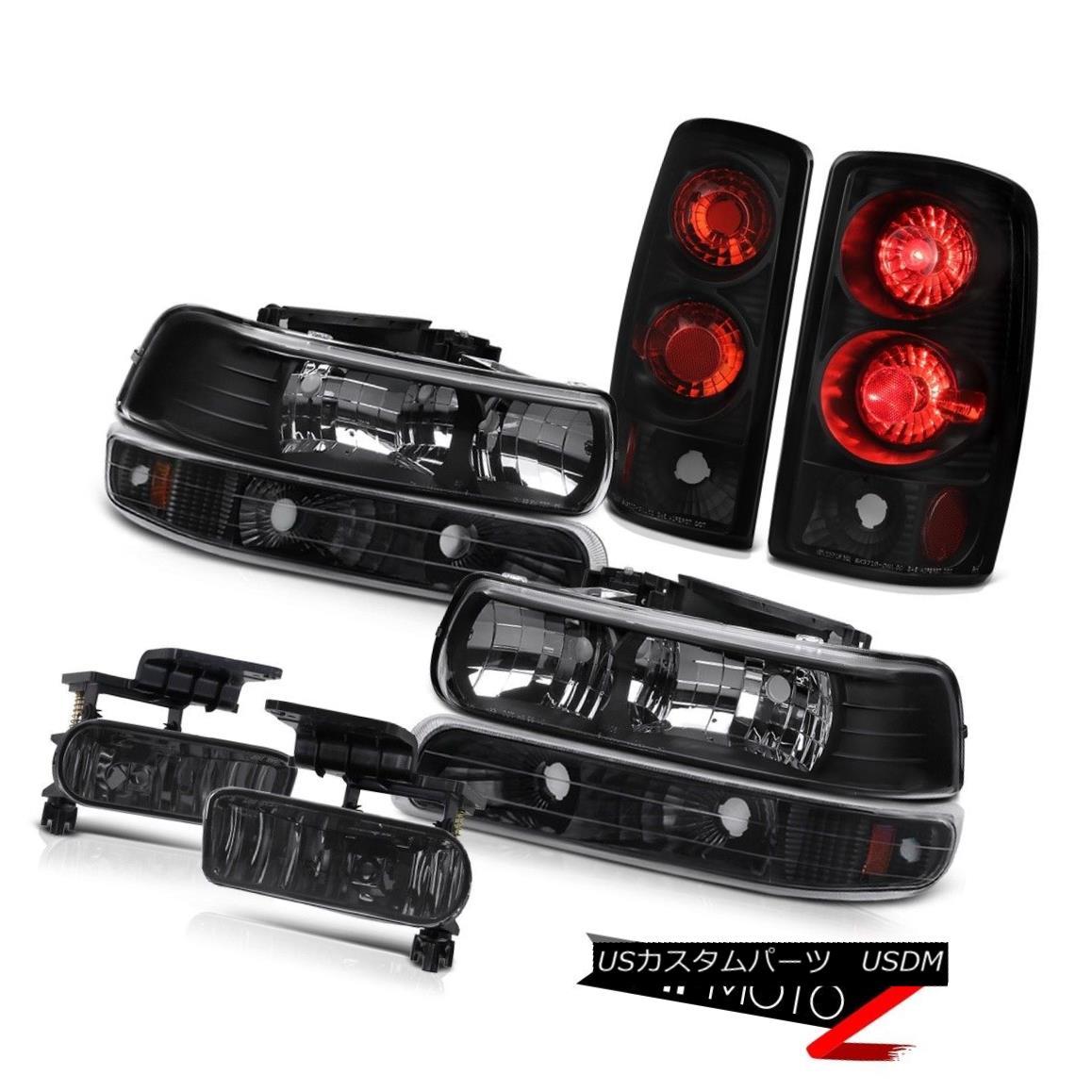 テールライト Left Right Headlamps Parking Rear Brake Lights Driving Fog 00 01 02 03 04 Tahoe 左のライトヘッドランプパーキングリアブレーキライトDriving Fog 00 01 02 03 04 Tahoe