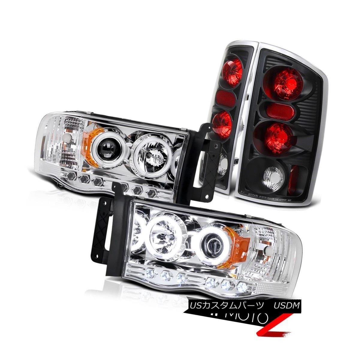 テールライト Dodge Ram 02-05 Pickup L+R