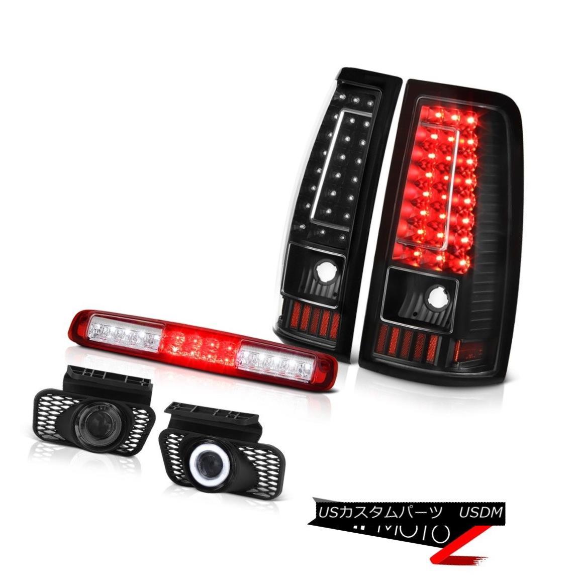 テールライト 2003-2006 Silverado 2500Hd 3RD Brake Lamp Smokey Fog Lights Rear Lights LED SMD 2003-2006シルバラード2500Hd 3RDブレーキランプスモーキーフォグライトリアライトLED SMD