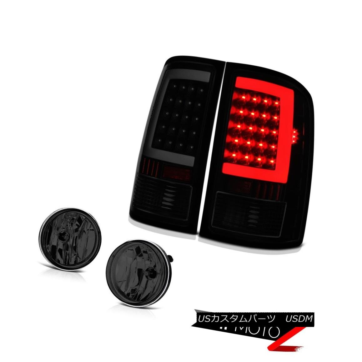テールライト 08-14 Gmc Sierra 2500 SL Parking Brake Lights Foglamps Tron Tube
