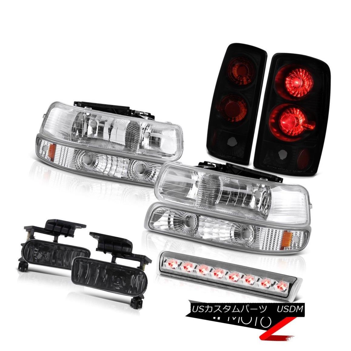 テールライト 00 01 02 03 04 05 06 Suburban LS Headlights parking brake lights fog 3rd Lamp 00 01 02 03 04 05 06郊外LSヘッドライトパーキングブレーキライトフォグ第3ランプ