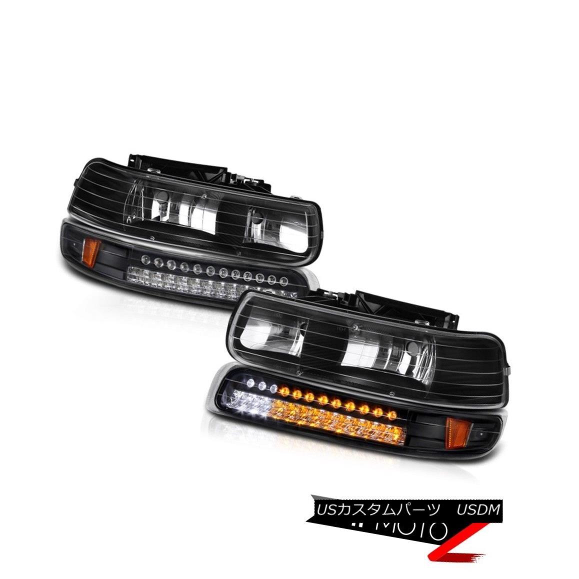 テールライト 1999 2000 2001 2002 Silverado 2500 Tail Lights Fog Chrome Foglights Signal Lamp 1999 2000 2001 2002 Silverado 2500テールライトフォグクロムフォグライト信号ランプ