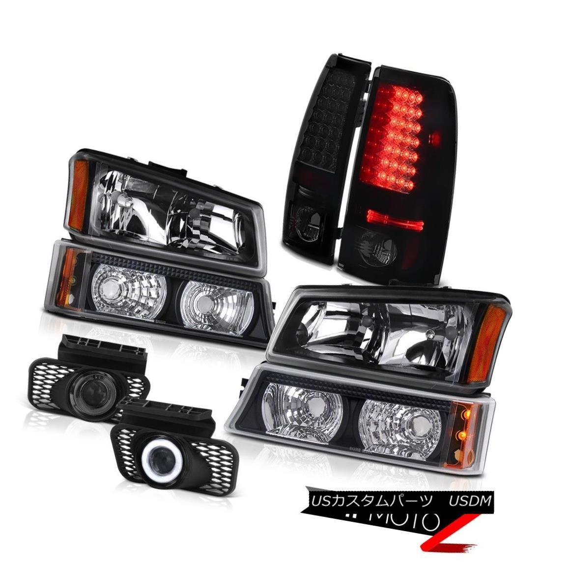 テールライト Headlights Philip SuperFlux LED Taillight Switch Foglight 2003-2006 Silverado SS ヘッドライトPhilips SuperFlux LEDテールライトスイッチFoglight 2003-2006 Silverado SS