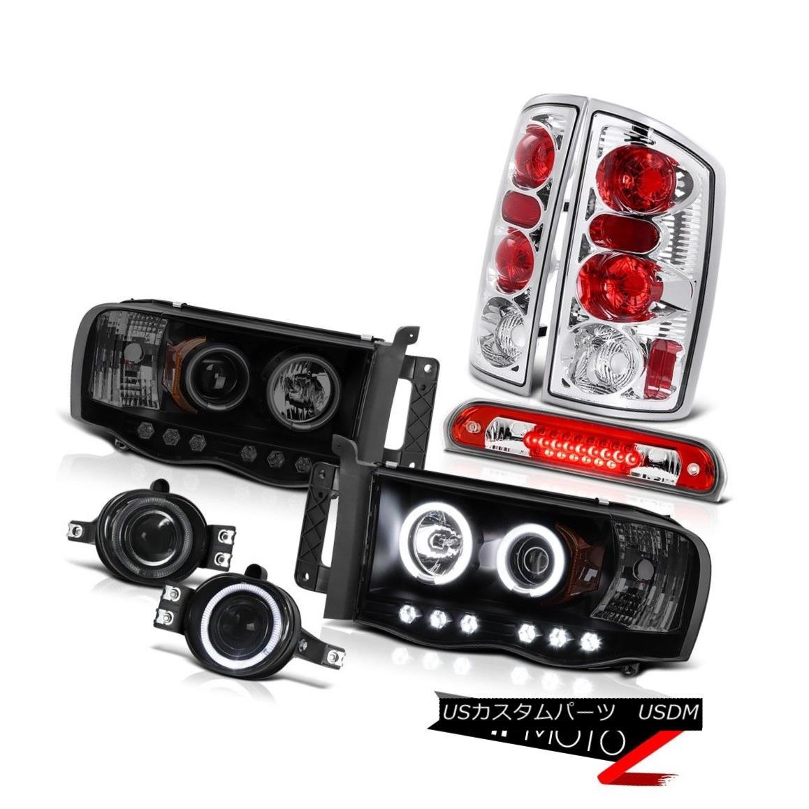 テールライト 02 03 04 05 Ram Headlight DRL Rear Brake Tail Lights Projector Foglamps Roof LED 02 03 04 05ラムヘッドライトDRLリアブレーキテールライトプロジェクターフォグランプルーフLED