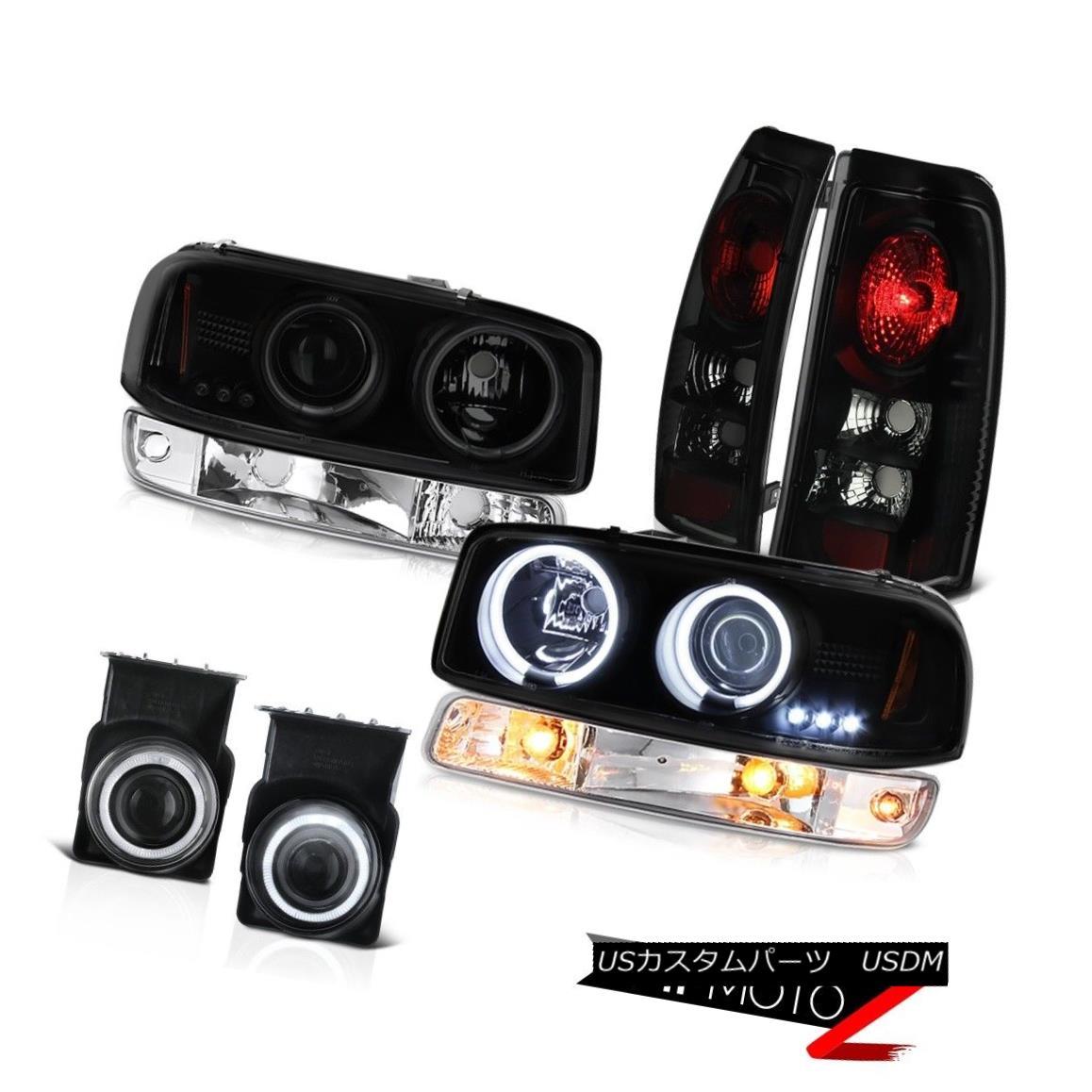 テールライト 2003-2006 Sierra SL Fog lights rear brake lamps parking lamp ccfl headlamps LED 2003-2006シエラSLフォグライトリアブレーキランプパーキングランプccflヘッドライトLED
