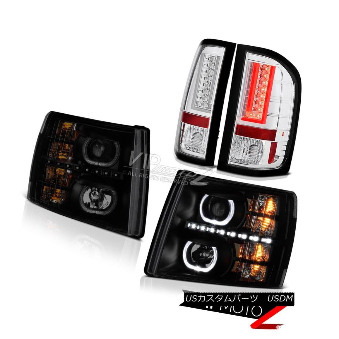 テールライト 2007-2013 Silverado Z71 Taillights Headlights
