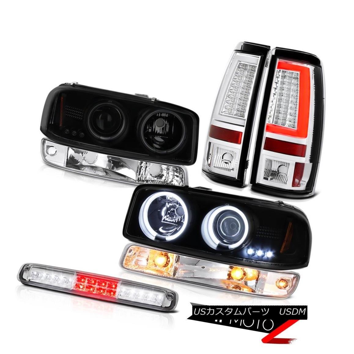 テールライト 99-06 Sierra 4.3L Rear Brake Lights High Stop Lamp Parking Light Headlamps LED 99-06 Sierra 4.3LリアブレーキライトハイストップランプパーキングライトヘッドランプLED