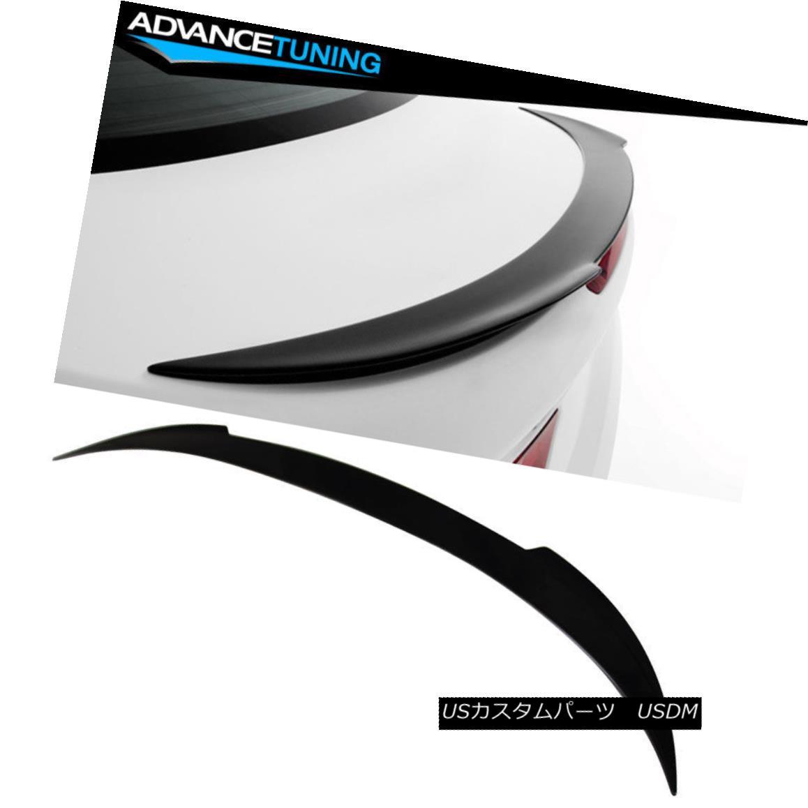 エアロパーツ Fits 12-17 F13 6-Series F06 Trunk Spoiler OEM Painted #416 Carbon Black Metallic フィット12-17 F13 6シリーズF06トランク・スポイラーOEM塗装#416カーボンブラック・メタリック