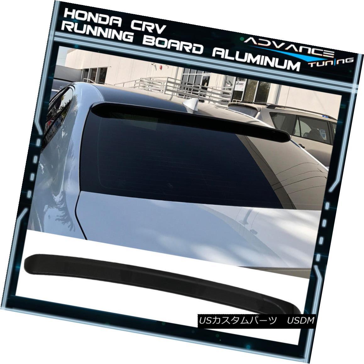 エアロパーツ Fits 13-17 Lexus GS WD Style Roof Spoiler OEM Painted Color # 212 Obsidian Black フィット13-17レクサスGS WDスタイルの屋根のスポイラーOEM塗装カラー#212黒曜石
