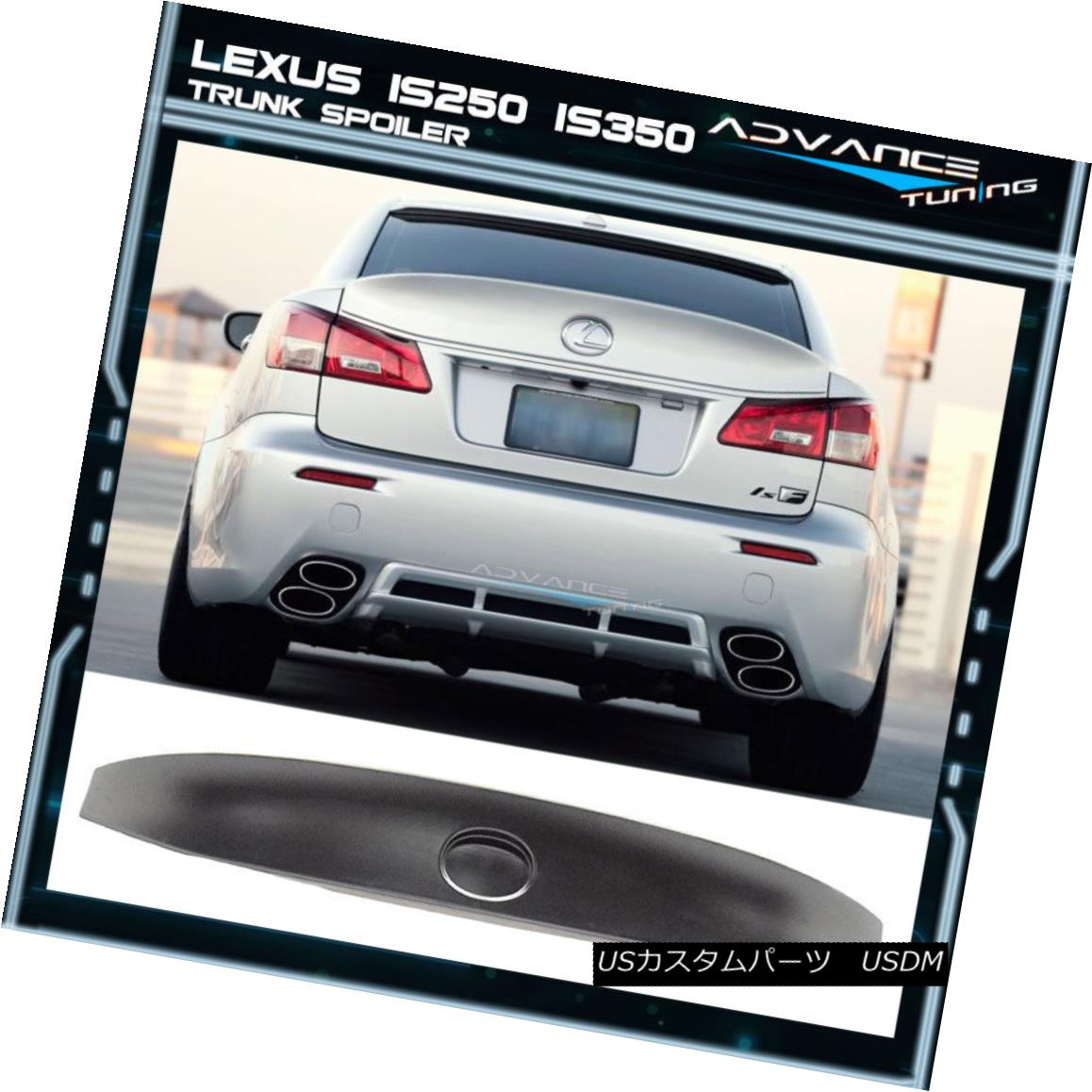 Pick Color 2014 2015 2016 LEXUS IS250 IS350 IS300h ISF D Type Roof Spoiler Wing