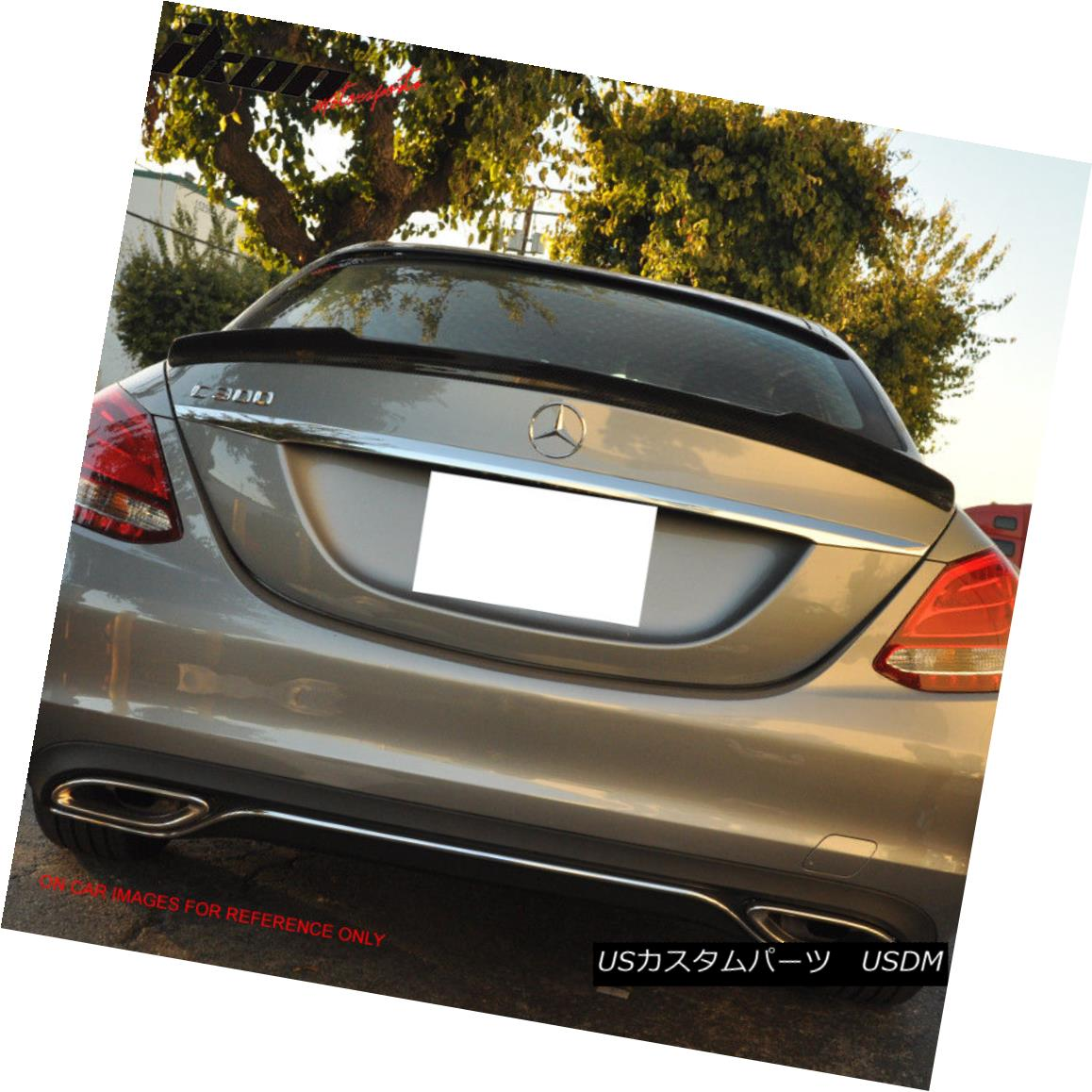Stock IN USA S-class For Mercedes Benz W221 Trunk Spoiler AMG Type Unpainted