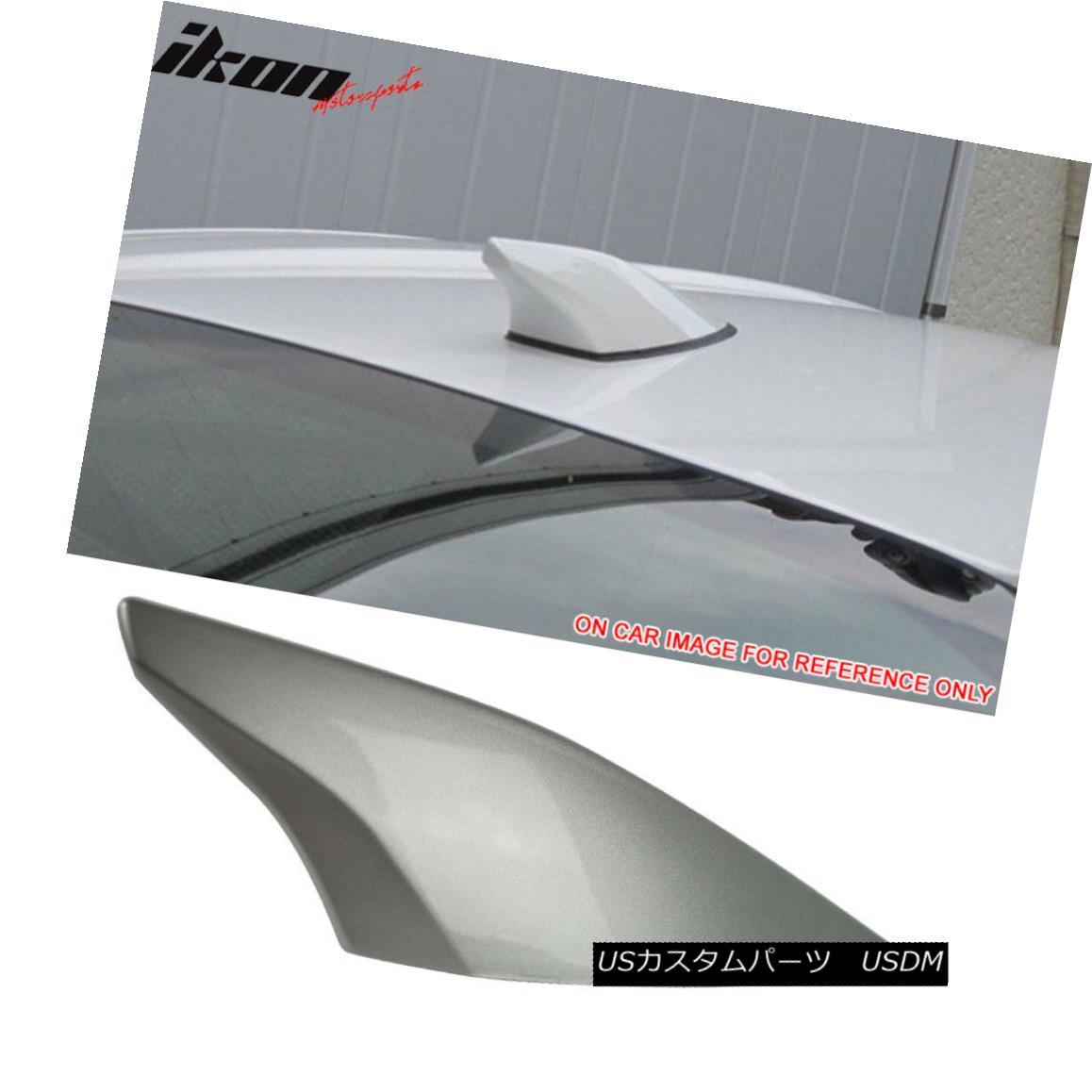 エアロパーツ Fits 13-14 Subaru BRZ Scion FRS ABS Antenna Shark Fin Cover Painted # D6S フィット13-14スバルBRZサイオンFRS ABSアンテナスパークカバー#D6S塗装