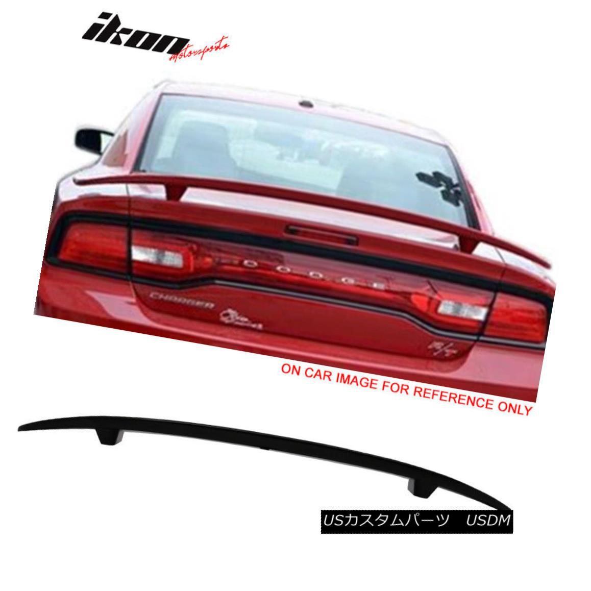 Will NOT Fit SRT Bumper GT-Speed for 11-14 DODGE CHARGER SE//SXT// R//T Sedan 4dr DAYTONA OE Style Front PU Bumper Lip