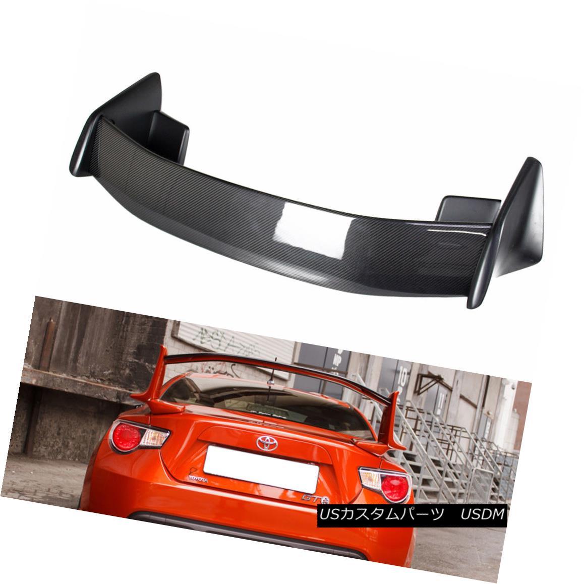 エアロパーツ Unpaint SUBARU Sport + Carbon BRZ For TOYOTA GT86 86 SUBARU BRS SCION FRS Nur Trunk Spoiler Sport 未塗装カーボン+トヨタGT86 86 SUBARU BRZ SCION FRS Nurトランクスポイラースポーツ, Saks WebShop:8bb30e5c --- officewill.xsrv.jp