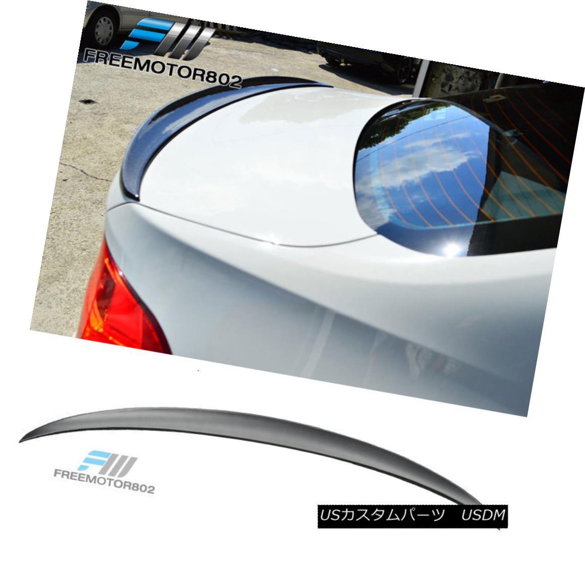 エアロパーツ Fit 12-18 BMW 3-Series F30 Sedan Trunk Spoiler Wing Painted Mineral Gray # B39 フィット12-18 BMW 3シリーズF30セダントランク・スポイラー翼塗装ミネラル・グレー#B39