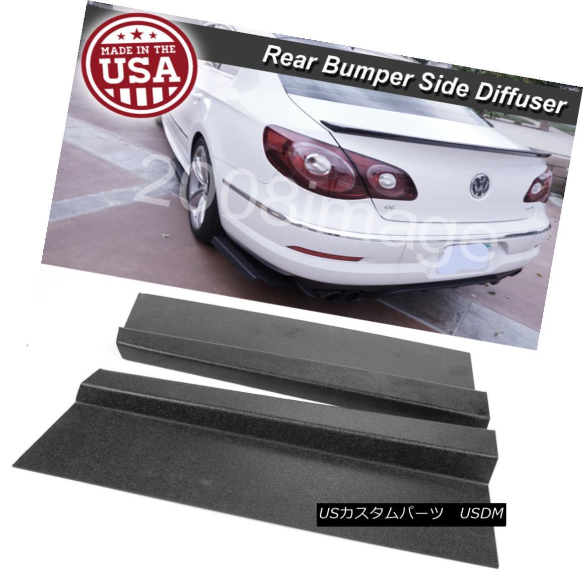 Unpainted For Rear Roof Lip Spoiler Wing PUF Audi A4// B6 4DR Sedan 2002-2005