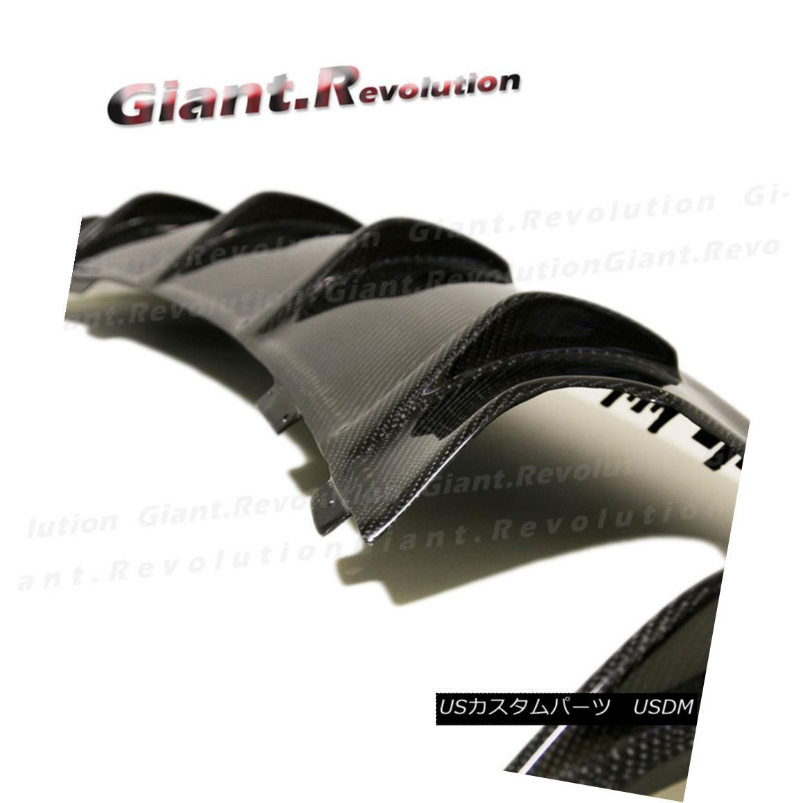 エアロパーツ CFRP Carbon Fiber Bumper Diffuser Fit 13-17 BENZ W117 C117 CLA45 CLA250AMG 4DR CFRPカーボンファイバーバンパーディフューザーフィット13-17 BENZ W117 C117 CLA45 CLA250AMG 4DR