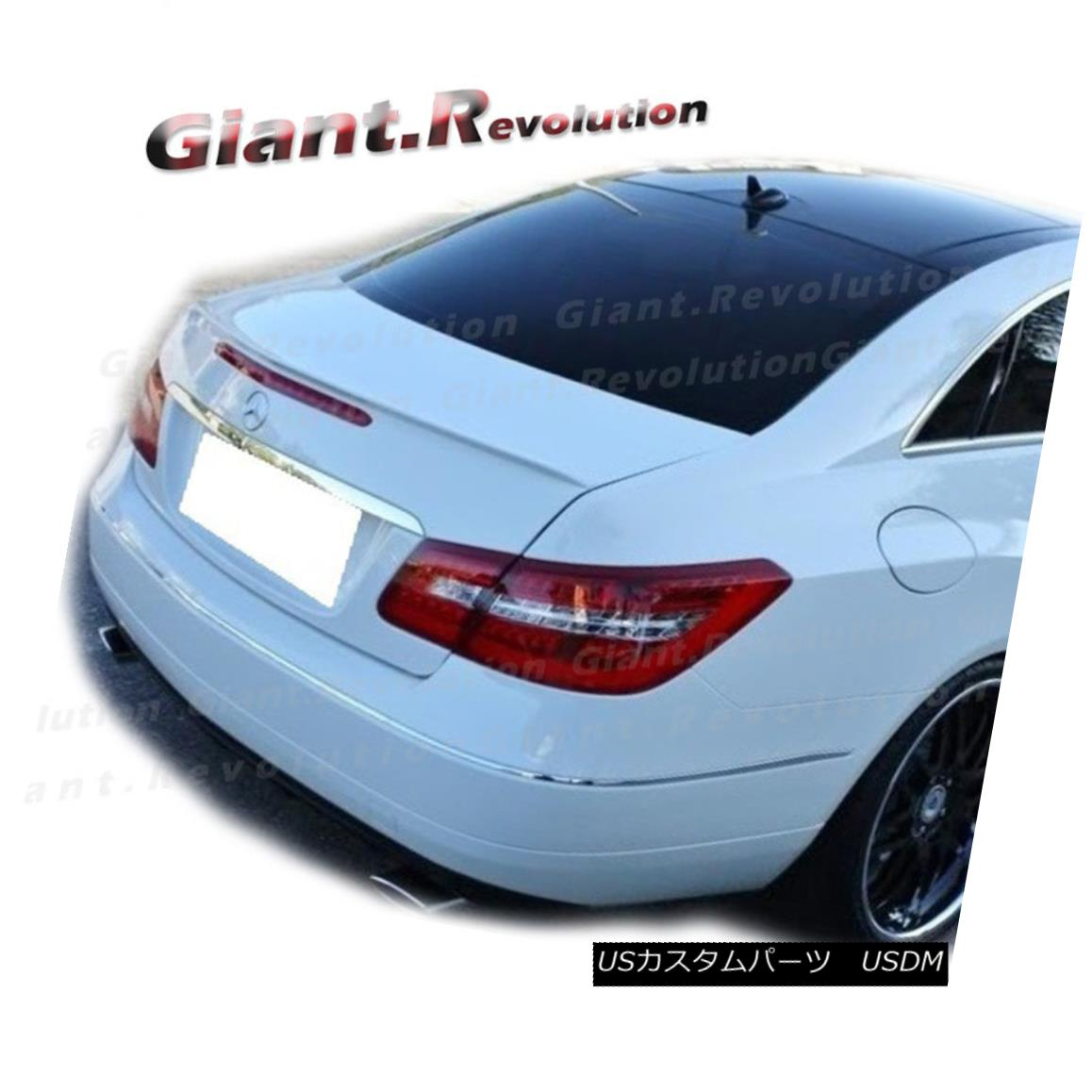 ALL COLOR Painted FOR BENZ W205 2D COUPE REAR WING roof spoiler C250 C350 c180