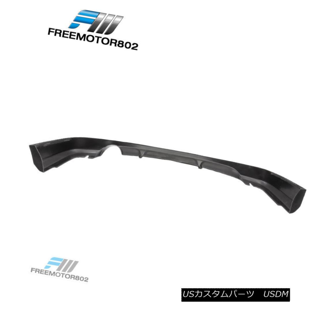 Fits 02 03 04 Acura RSX Coupe Front /& Rear Bumper Lip Spoiler Bodykit