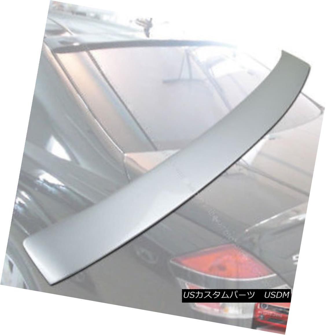 エアロパーツ Painted 07-13 Mercedes W221 S-class Roof Spoiler Rear Wing L 744 § 塗装07-13メルセデスW221 SクラスルーフスポイラーリアウィングL 744