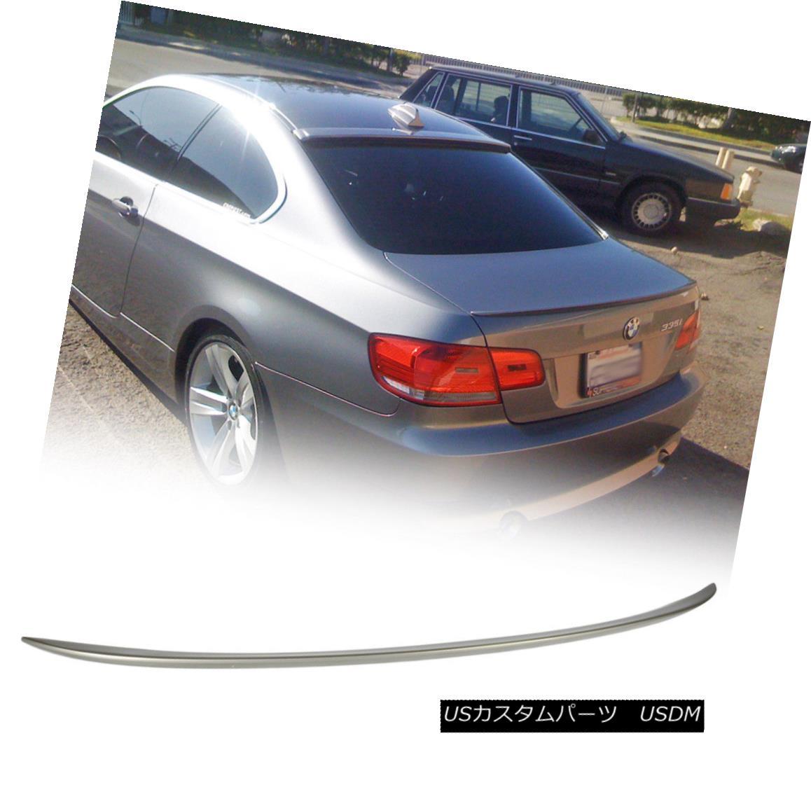 エアロパーツ Painted #A53 E93 For BMW M3 Style 3-Series Rear Trunk Spoiler Wing 08 12 塗装済み#A53 E93 BMW M3スタイル用3シリーズリアトランク・スポイラー・ウィング08 12