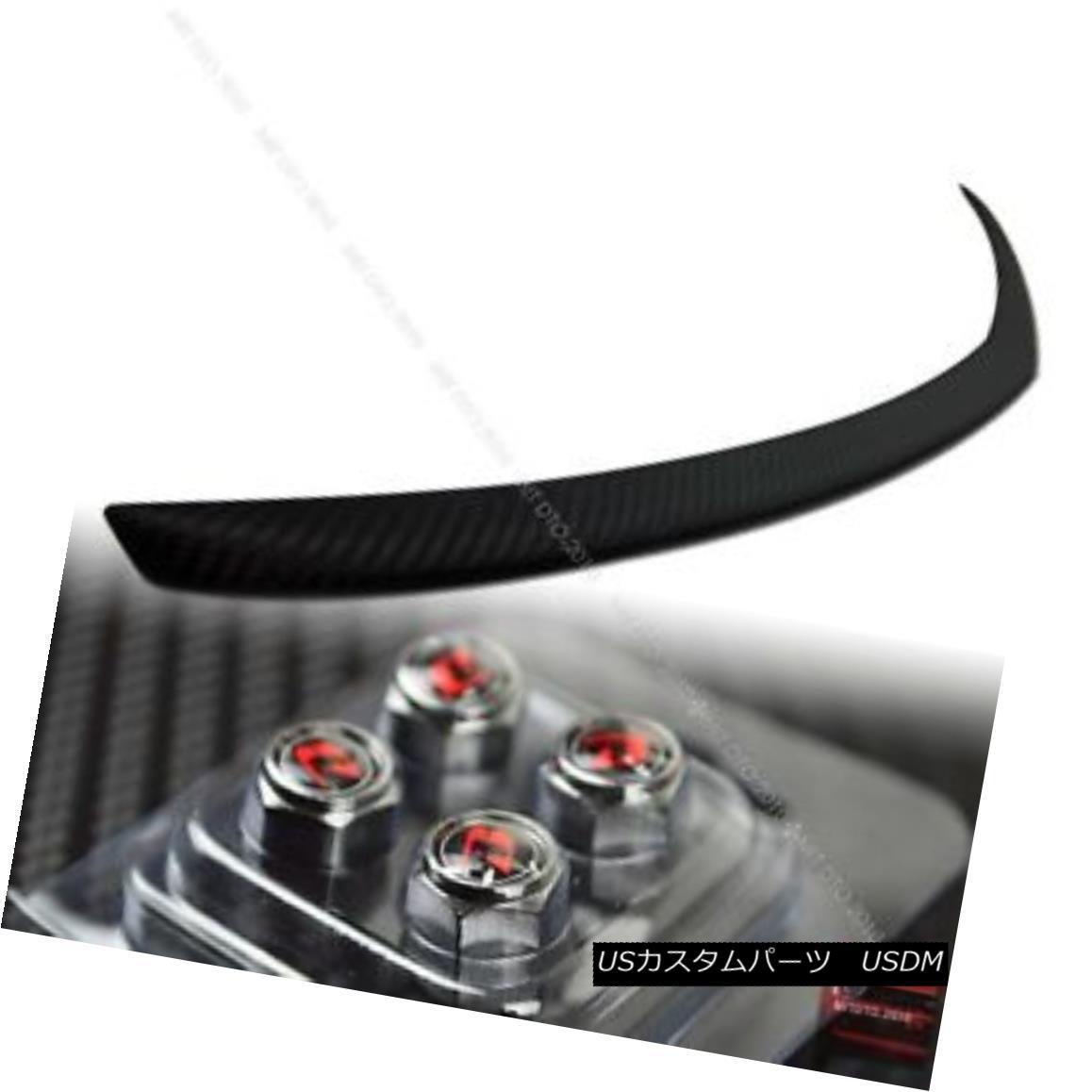 エアロパーツ Black Mercedes エアロパーツ Benz Carbon Fiber Matte Matte Black C207 Coupe A Type Trunk Boot Spoiler § メルセデスベンツカーボンファイバーマットブラックC207クーペAタイプトランクブートスポイラー, ココノエマチ:ff955e8d --- sunward.msk.ru