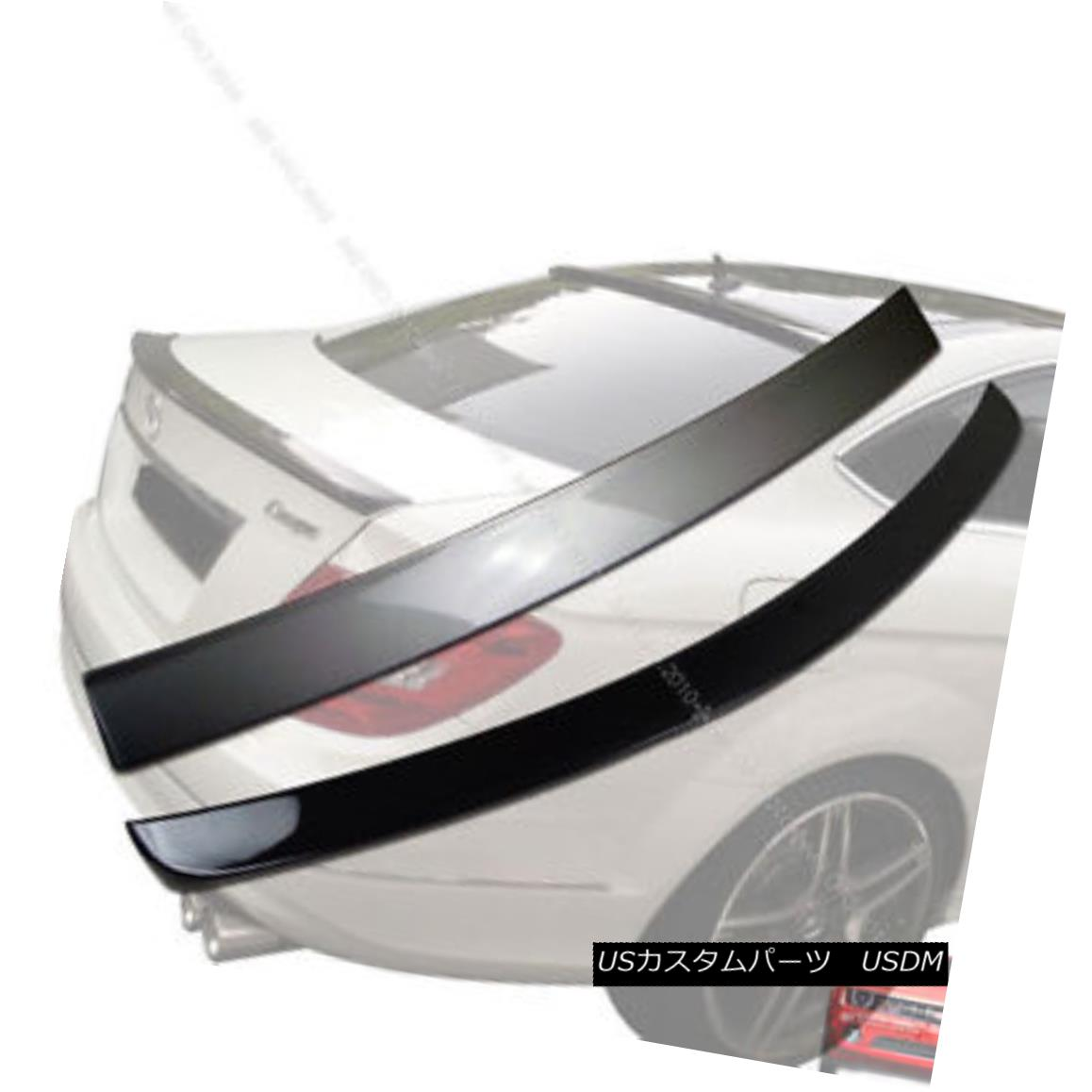 エアロパーツ Painted Mercedes Benz C204 Coupe OE Roof Spoiler & A Boot Trunk Spoiler § ペイントされたメルセデスベンツC204クーペOEルーフスポイラー& ブートトランク・スポイラー