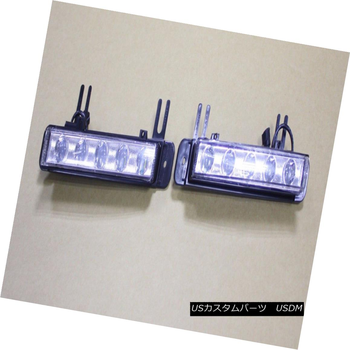 エアロパーツ 2Pcs LH & RH LED DRL MERCEDES BENZ W463 G500 G350 G63 HEAD LAMP LIGHT COVER 2Pcs LH& RH LED DRLメルセデスベンツW463 G500 G350 G63ヘッドランプライトカバー