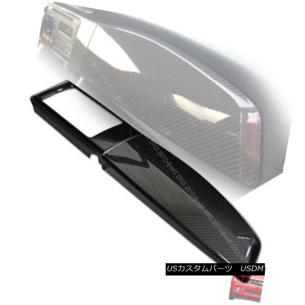 エアロパーツ Carbon Fiber For Scion FRS Subaru BRZ GT86 Toyota Dashboard Radio Panel Cover § Scion FRS用炭素繊維スバルBRZ GT86トヨタダッシュボードラジオパネルカバー