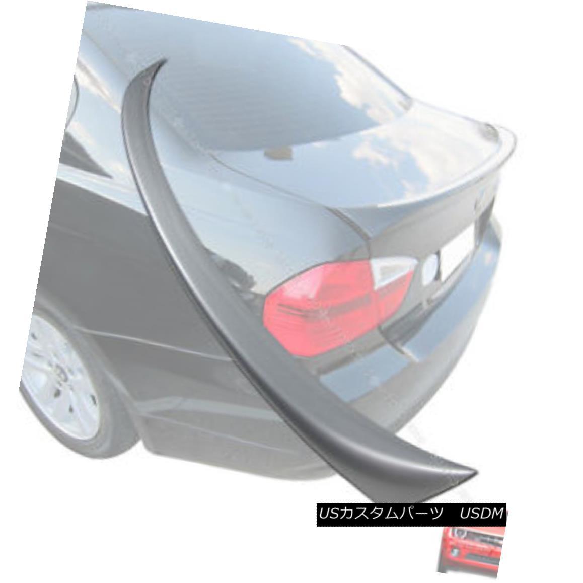 エアロパーツ Painted E90 BMW OE style 09 11 3-Series Boot Trunk Spoiler ペイントE90 BMW OEスタイル09 11 3シリーズBoot Trunk Spoiler