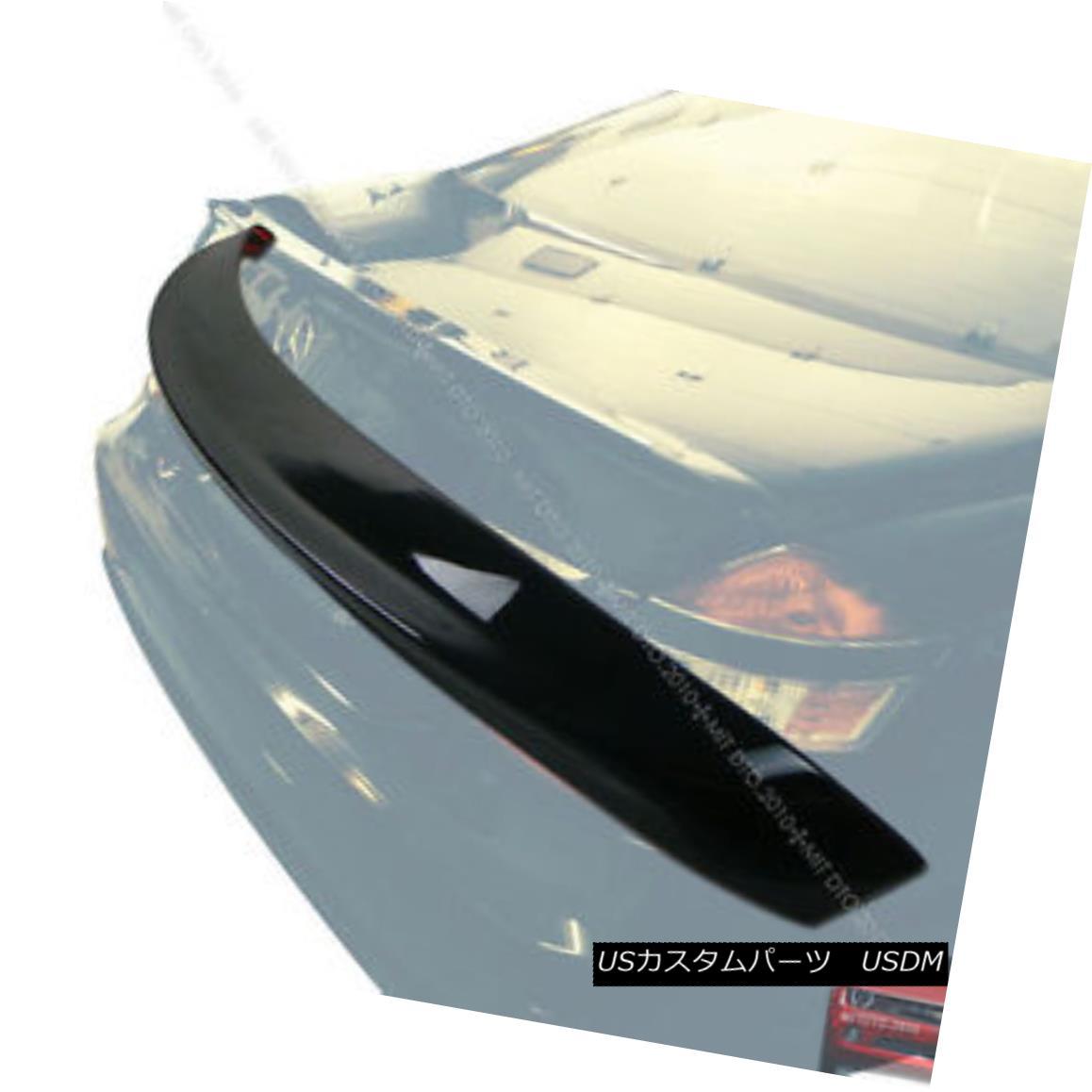 PAINTED For Mercedes benz E-Class W212 sedan Rear Roof Spoiler E350 E550 #040
