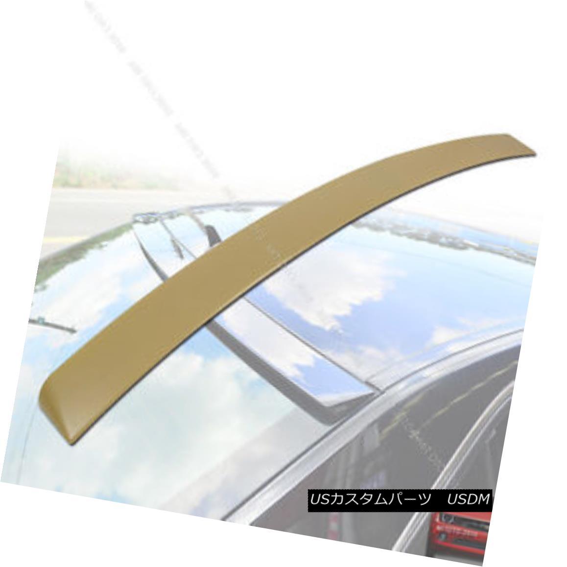 エアロパーツ Mercedes W212 E-Class OE Type Window Roof Spoiler 2010-2016 ABS メルセデスW212 EクラスOEタイプ窓ルーフスポイラー2010-2016 ABS