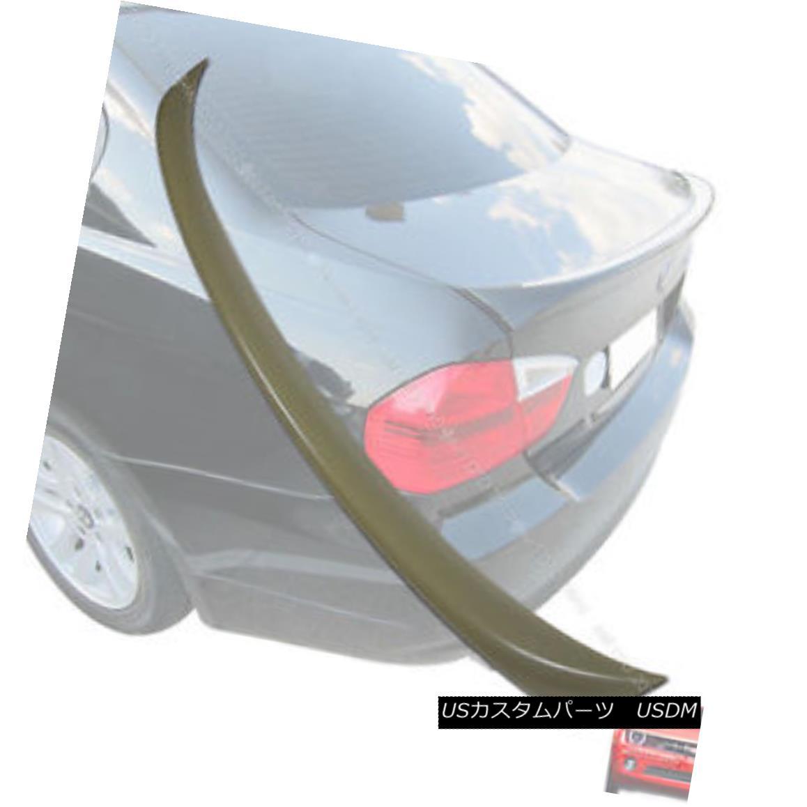 エアロパーツ E90 BMW OE style 2006-2011 3-Series Boot Trunk Spoiler Rear Wing E90 BMW OEスタイル2006-2011 3-Series Boot Trunk Spoilerリアウイング