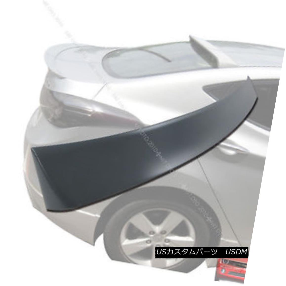 エアロパーツ Painted 2011-2015 For Hyundai MD Elantra Rear Roof Spoiler Wing NEW § Hyundai MD Elantraリアルーフスポイラーウイング用2011年?2015年塗装NEW