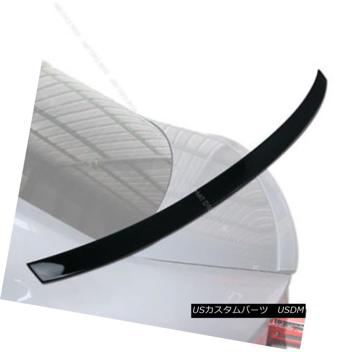 エアロパーツ Painted 09 11 AUDI A4 B8 Rear Boot Trunk Spoiler Wing NEW LY7W § 塗装09 11 AUDI A4 B8リアブーツトランクスポイラーウィングNEW LY7W