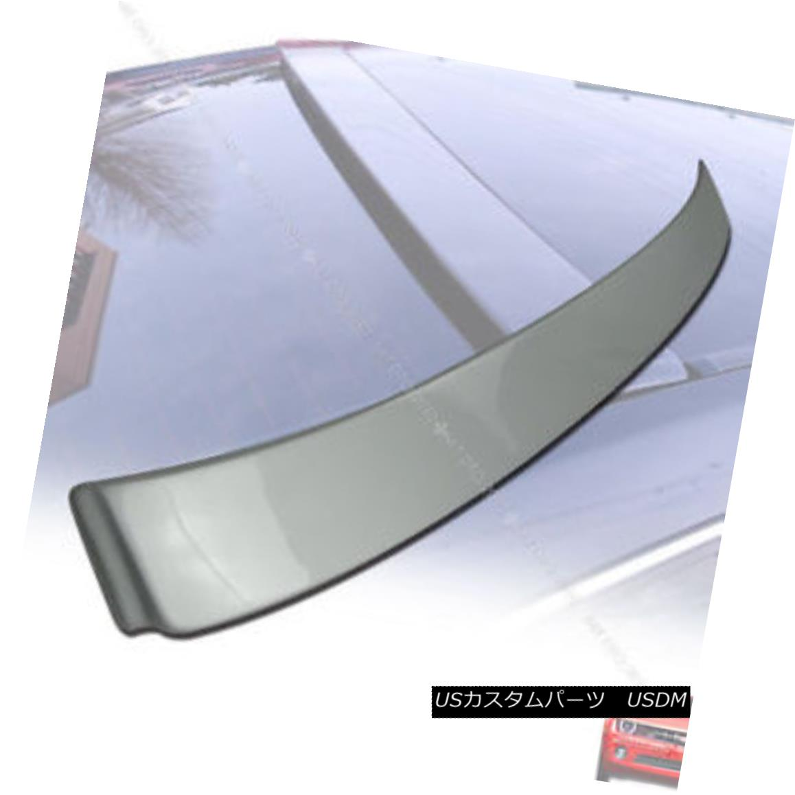 エアロパーツ FOR J32 TEANA Window Roof Spoiler Painted 09 12 Color #KH3 § FOR J32 TEANAウインドルーフスポイラー塗装09 12カラー#KH3