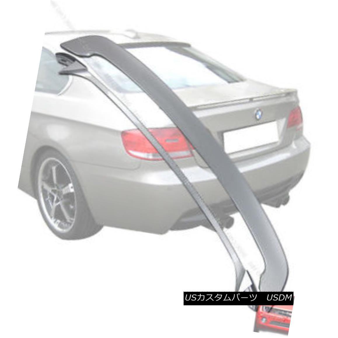 エアロパーツ Painted E92 OE type 3-Series BMW 07-13 Trunk Spoiler Rear Wing 668 § ペイントされたE92 OEタイプ3シリーズBMW 07-13トランクスポイラーリアウイング668