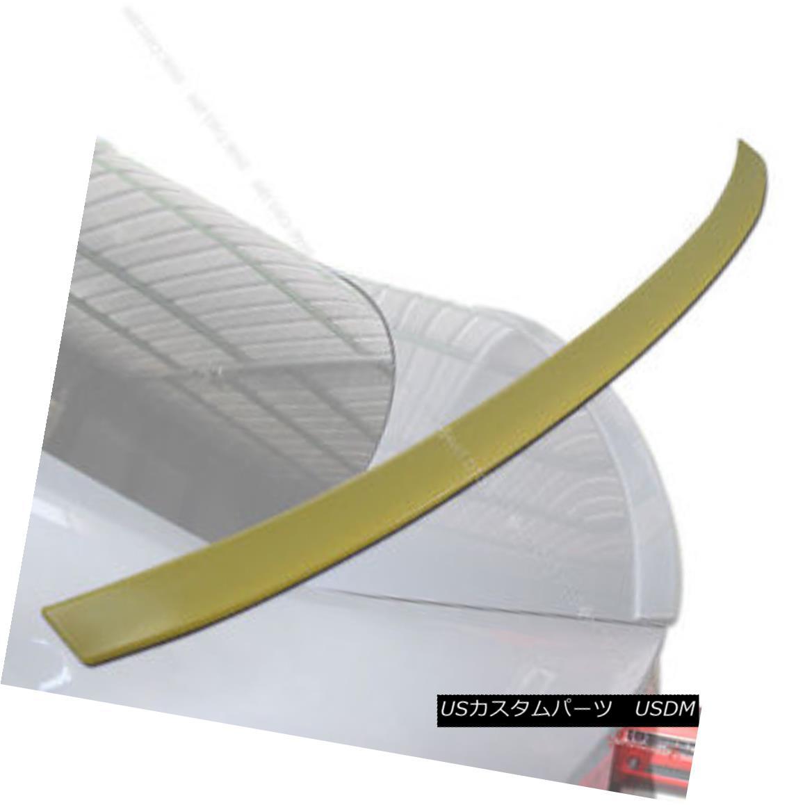 エアロパーツ AUDI A4 B8 Boot Trunk Spoiler NEW 09 11 12 § AUDI A4 B8ブーツ・トランク・スポイラーNEW 09 11 12