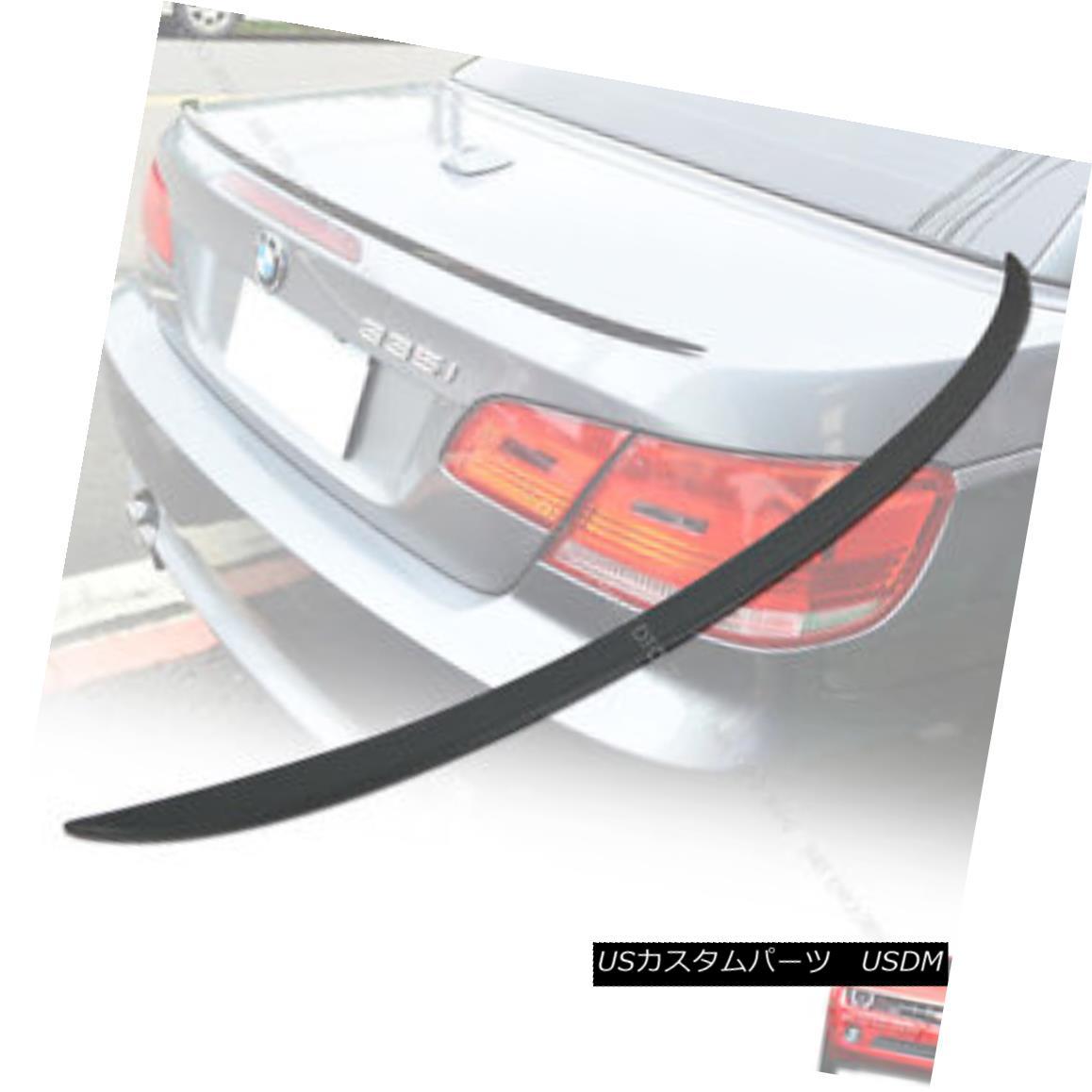 エアロパーツ Unpainted E93 BMW M3 Type 3-Series Trunk Spoiler Rear Wing 08 13 § 未塗装E93 BMW M3タイプ3シリーズトランクスポイラーリアウイング08 13