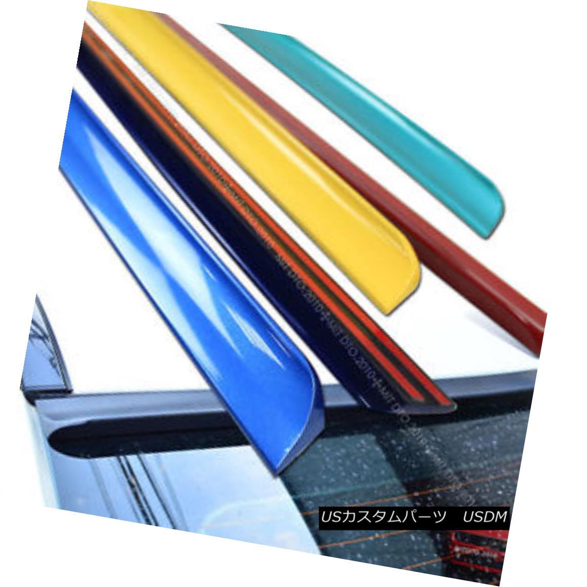 エアロパーツ Painted ACURA TL 3th III Rear Window Roof Spoiler Wing 04-08 4DR Sedan § 塗装ACURA TL 3th IIIリアウィンドウルーフスポイラーウィング04-08 4DRセダン
