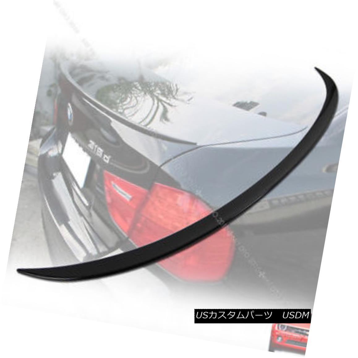 エアロパーツ ++ BMW E90 M3-Type 3-Series 06-11 Boot Trunk Spoiler Rear Wing Painted 475 ++ BMW E90 M3タイプ3シリーズ06-11ブートトランクスポイラーリアウイング塗装済み475