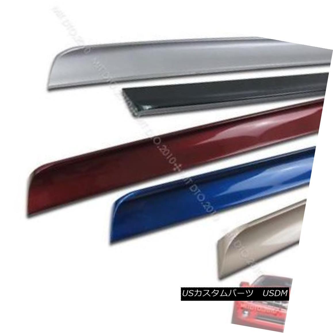 エアロパーツ 98 02 MERCEDES BENZ W208 CLK CLASS 2DR REAR TRUNK LIP SPOILER 775 PAINTED § 98 02メルセデスベンツW208 CLKクラス2DRリアトランクリップスピラー775塗装済み