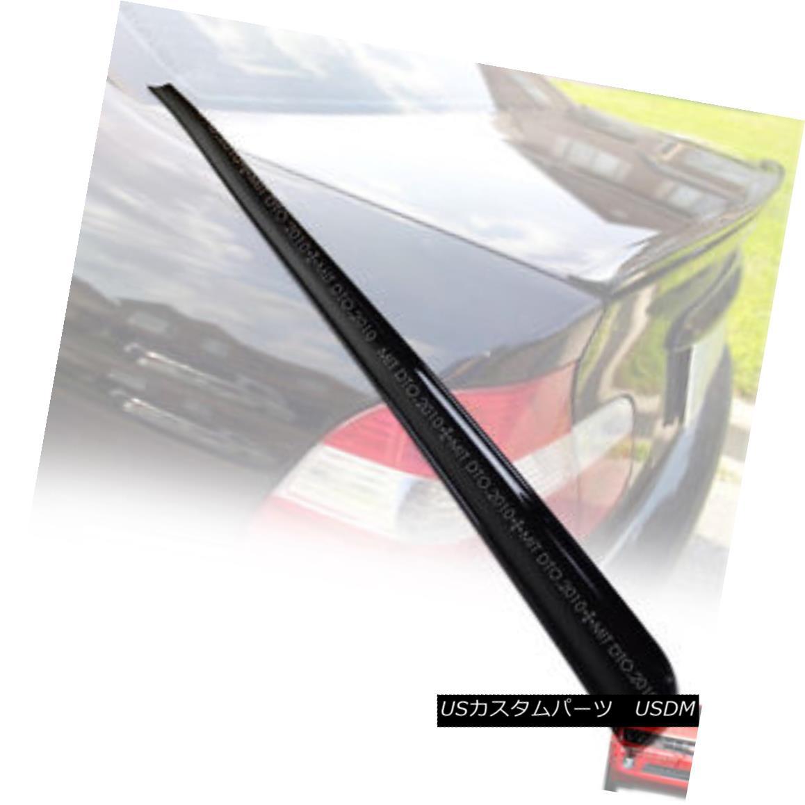 エアロパーツ ++Painted 99-05 BMW E46 M3 Style Rear Trunk Lip Spoiler 668 § ++塗装99-05 BMW E46 M3スタイルリアトランクリップスポイラー668