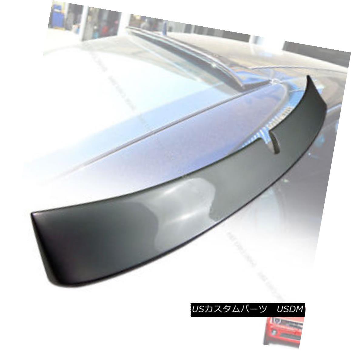 エアロパーツ Mercedes Benz W211 L-Type Rear Roof Spoiler ABS Painted 744 silver メルセデスベンツW211 L型リアルーフスポイラーABS塗装744シルバー