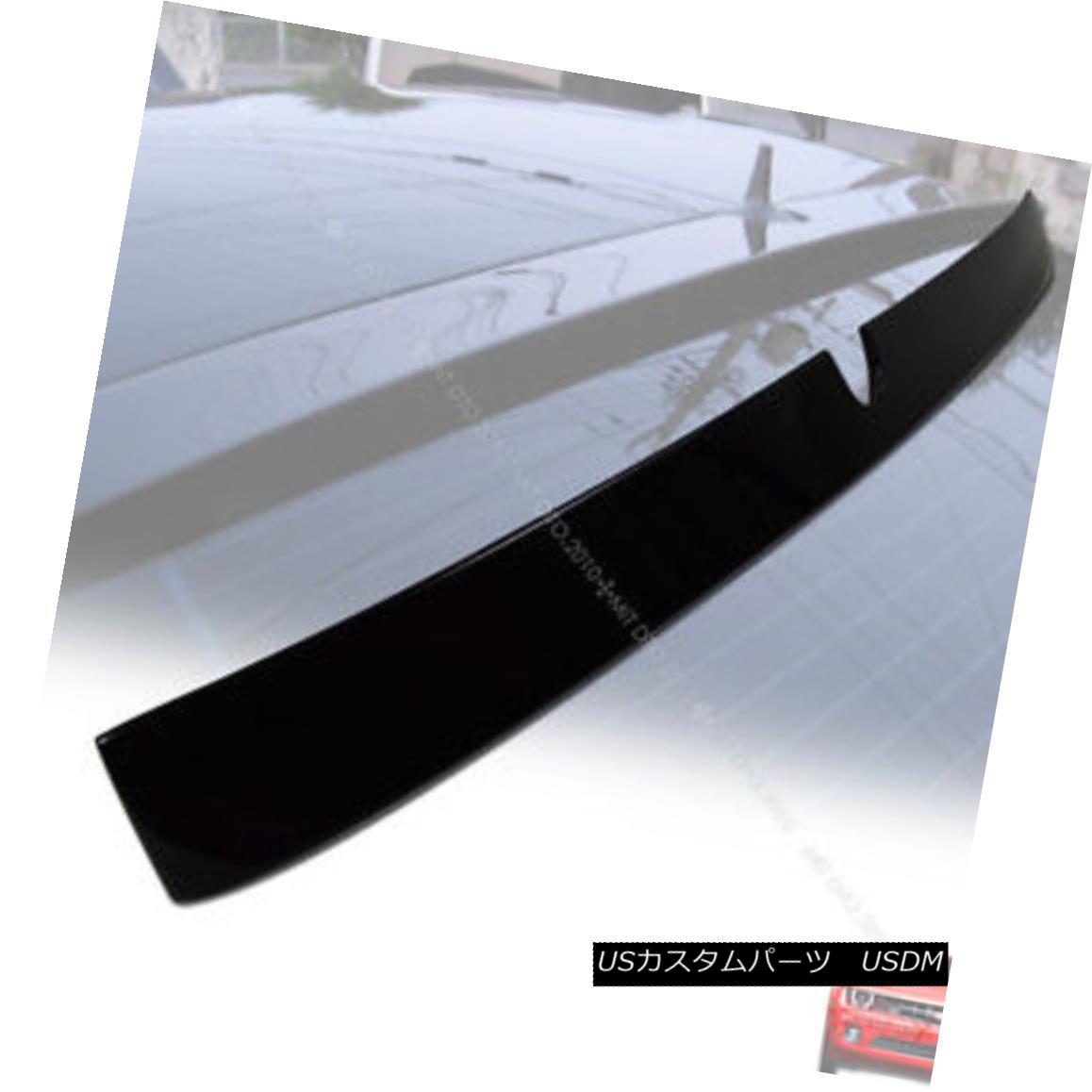 エアロパーツ Mercedes Benz W219 L Type Window Rear Roof Spoiler Painted 040 メルセデスベンツW219 Lタイプウィンドウリアルーフスポイラー040