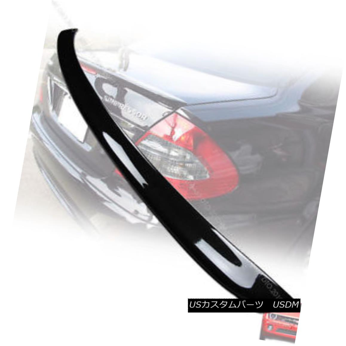 Fit For 12-18 BMW 3-Series F30 4Dr P #475 Painted Trunk Spoiler