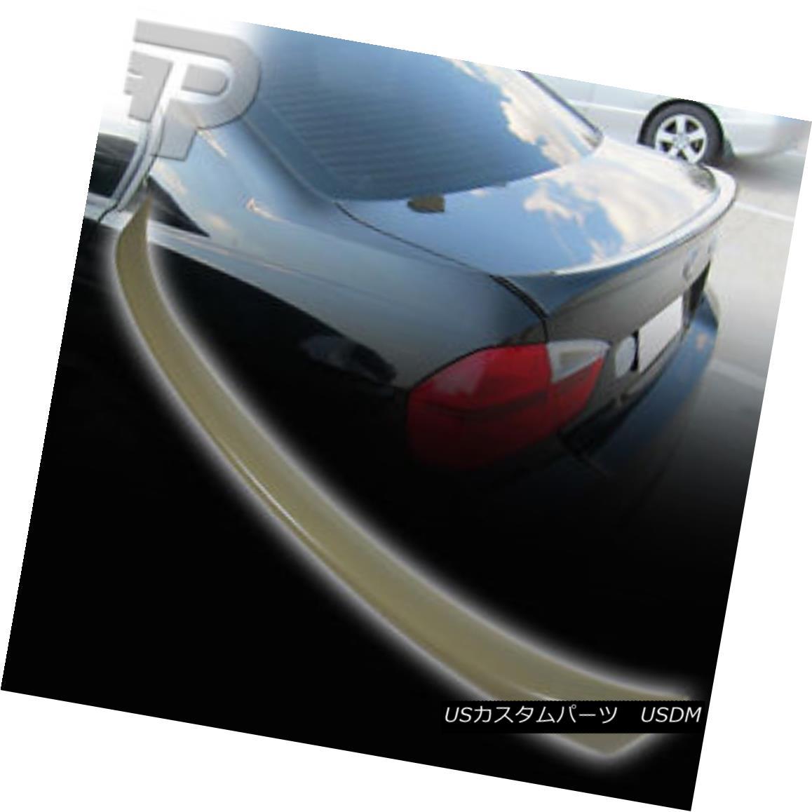 エアロパーツ BMW 3-SERIES E90 4D SEDAN OE TYPE REAR BOOT TRUNK SPOILER 06+ ▼ BMW 3シリーズE90 4DセダンOEタイプリアブーツトランクスポイラー06+?