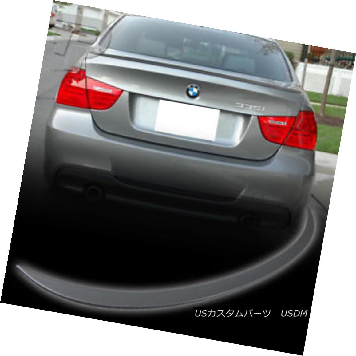 エアロパーツ PAINTED # A52 BMW 3-SERIES E90 4DR SEDAN M3 TYPE REAR TRUNK SPOILER ABS 塗装#A52 BMW 3シリーズE90 4DRセダンM3タイプリアTRUNKスポイラーABS