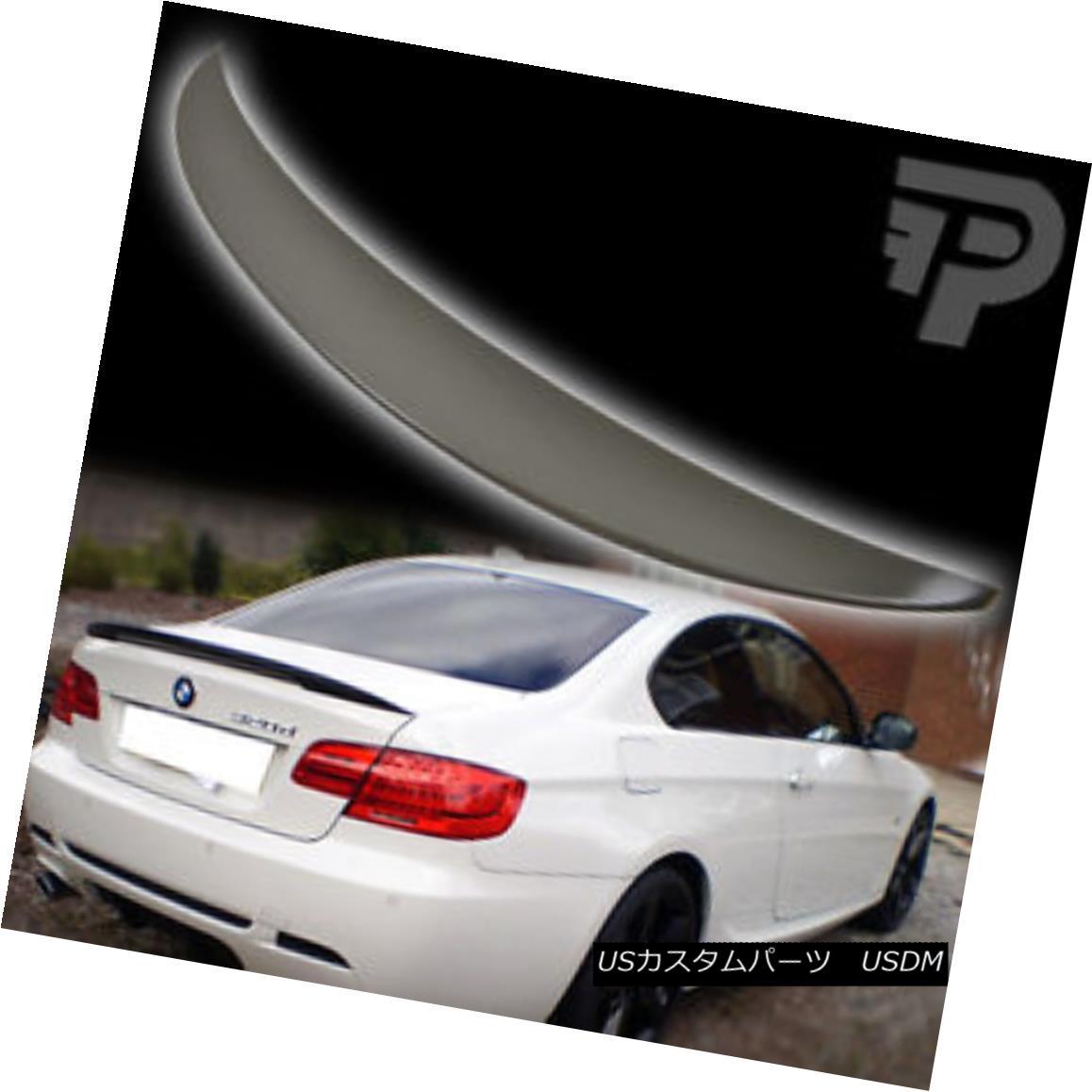 エアロパーツ ABS NEW BMW 3-SERIES E92 2DR PERFORMANCE TYPE BOOT REAR TRUNK SPOILER 2011 ▼ ABS新型BMW 3シリーズE92 2DRパフォーマンスタイプ・ブーツリア・トランク・スポイラー2011?